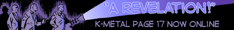 The K-Metal from Krypton!